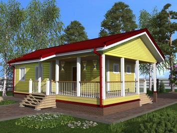 План дома 7 на 12 одноэтажный одноэтажные дома