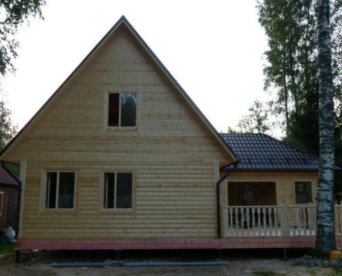 Проект дома 10х8 всеволожск