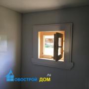 окно для проветривания для дачного домика